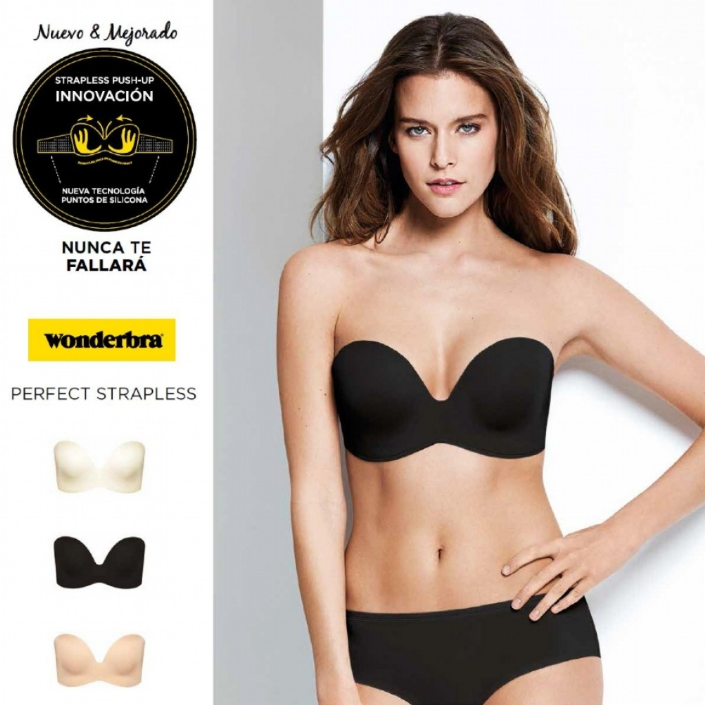 Sujetador sin tirantes Perfect Strapless