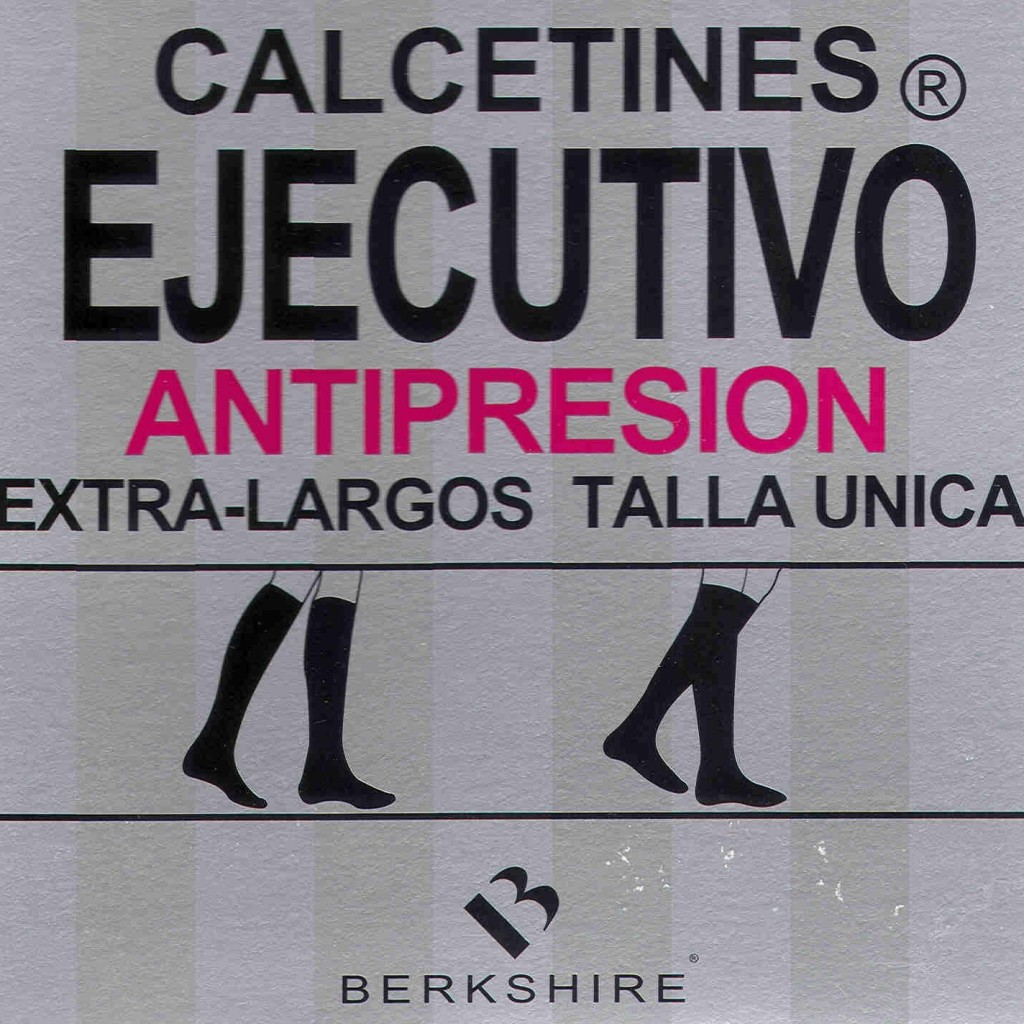 Calcetines hombre pack 2 ejecutivo anti-press